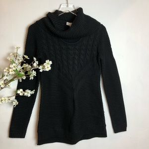 Calvin Klein | NWT Black Cable Knit Sweater
